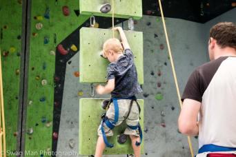 Rockclimbing 4
