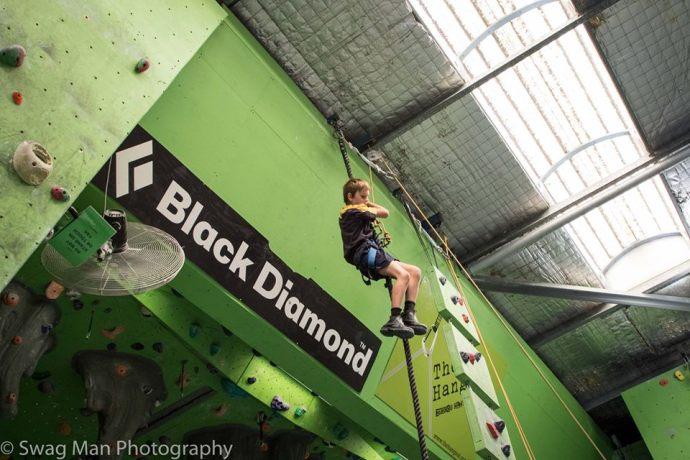 Rockclimbing 7