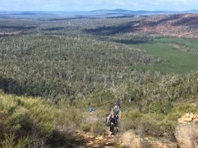 Blue Cord Hike 5