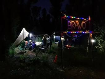 Bravo base
