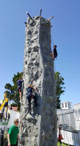 climing wall